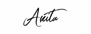 anita signature